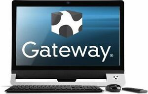 Gateway One in all ZX6971 - Core i3 2120 3.3 GHz - 4 GB - 1.5 TB