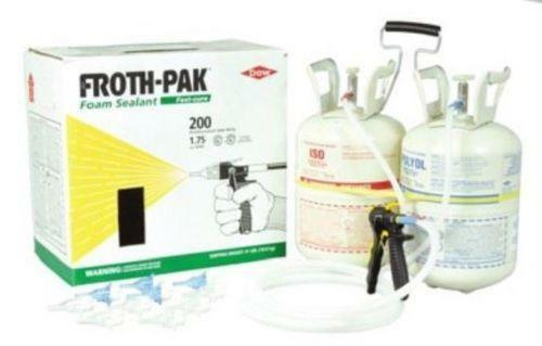 Spray Foam Insulation Kit Ebay