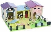 Wooden Farmyard