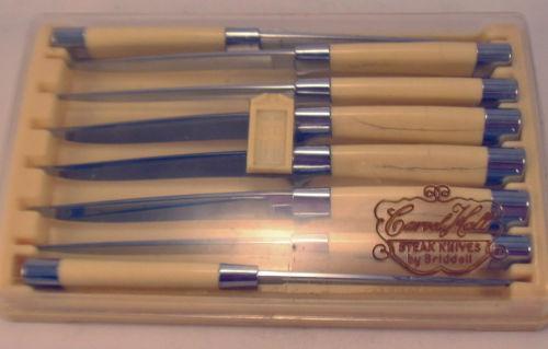 Carvel Hall Knives Briddell Ebay