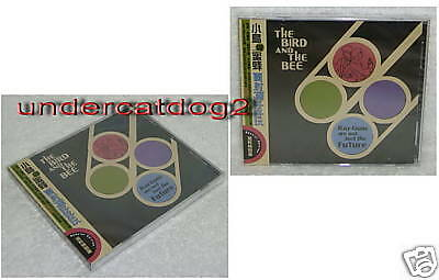 The Bird and the Bee Ray Guns Taiwan Limited CD+bonus 4