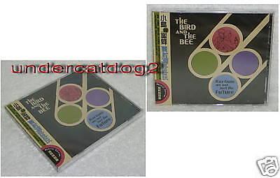 The Bird and the Bee Ray Guns Taiwan Limited CD+bonus 4