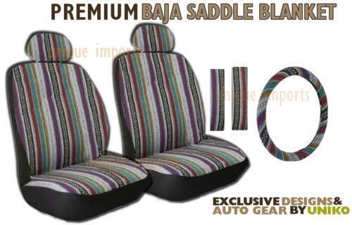 Baja Blanket Seat Cover Ebay