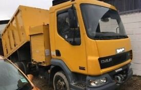HELP NEEDED, DELIVERY OF A TRUCK, Transporter, Low Loader