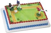 Baseball Cake Decorations