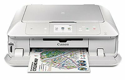 Canon PIXMA MG7720 White Wireless All-In-One Inkjet Printer Tablet Airprint OB