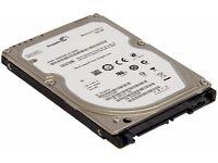 1tb hard drive disk sata 2.5 macbook pc