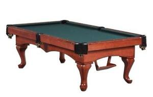 Pool Table New Used Lights Felt Outdoor Covers EBay - Amf pool table models