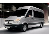 9,12,15,17 Seater Minibus Self Drive Hire & With Drivers Hire