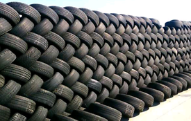 Huge stock of Branded Partworn Tyres (*Standard, A Grade & A+Grade*)