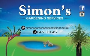 Simon's Garden Services Hillarys Joondalup Area Preview