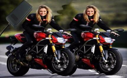 MOTOR BIKE REAL TIME TRACKER AND IMMOBILISER FREE DELIVERY*