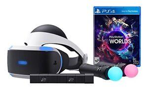 Playstation VR bundle, 3 games + 2 hands gun