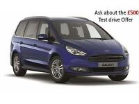 2017 Ford Galaxy 2.0 TDCi 180 Titanium 5 door Diesel People Carrier
