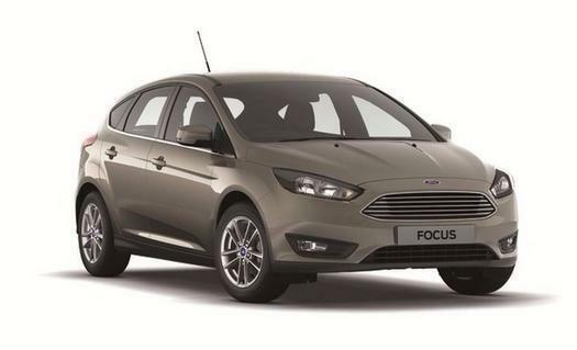2017 Ford Focus 1.5 TDCi 120 Zetec Edition 5 door Diesel Hatchback