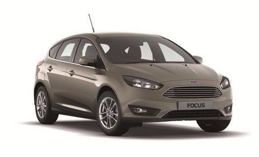 2017 Ford Focus 1.5 TDCi 120 Zetec Edition 5 door Diesel Hatchback