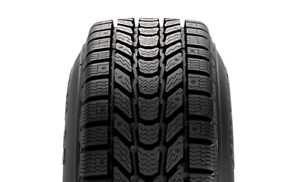 FOUR gently used Firestone Winterforce tires