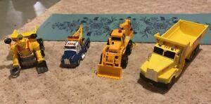 Toy Tonka Trucks