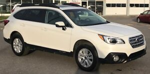 2017 Subaru Outback 2.5i TOURING PACKAGE HEATED SEATS! TOUCH SCR