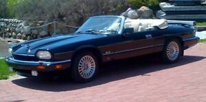 * Jaguar XJSC V12 Luxury Convertible - Rare *