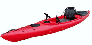 New Strider XL by Winner Kayak with seat and paddle
