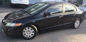 2006 Honda Civic DX 4-Door
