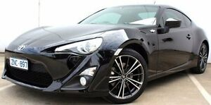 2013 Toyota 86 ZN6 GTS Black 6 Speed Sports Automatic Coupe Berwick Casey Area Preview