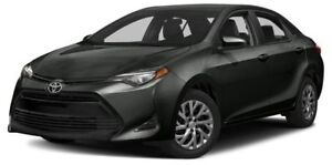 2017 Toyota Corolla SE CVT Upgrade Package