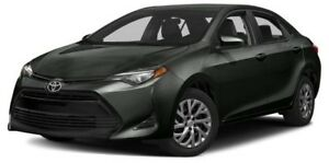2017 Toyota Corolla LE LE UPGRADE PACKAGE S