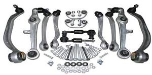 Audi A4 A6 S4 Volkswagen Passat B5 Control Arms Kit Quattro SUSPENSION New 13 Pc