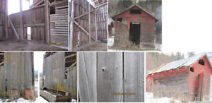 Authentic Barn-board at super prices