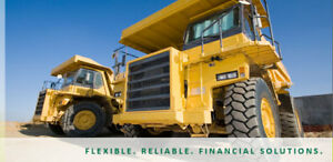 OFFERING - HEAVY EQUIPMENT, TRUCK LEASING FINANCING