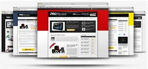 Web Design starting at only $300 Downtown-West End Greater Vancouver Area image 1
