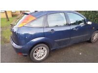 Ford Focus 54 Plate London/Essex/ Newham