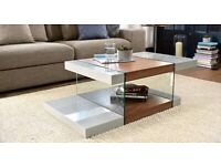 Dwell 3 piece coffee table, console table & TV unit