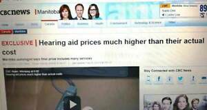Hearing aid does not cost upward of $3000 ~ $5000