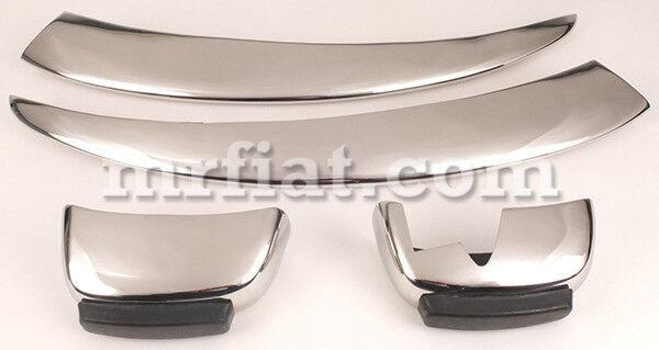 Jaguar E-type Xke Series 3 Euro Front Bumper Set