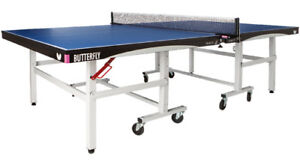 New Octet Tournament Table Tennis Table