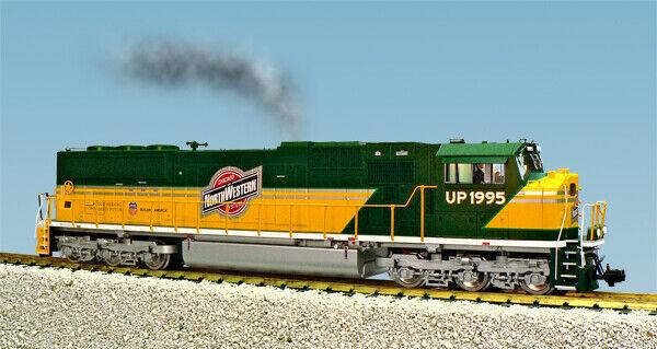 USA Trains R22620 G Union Pacific/C&NW EMD SD70 MAC Diesel Locomotive #1995