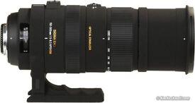 Sigma 150-500mm EF Lens