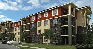 Brand new 2 bed, 2 bath, heated parking.