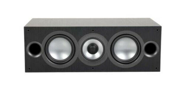 ELAC UC5 Uni-Fi Center Speaker  - 3-way, bass reflex - 1 x 1