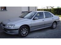 Peugeot 406 2001, starts and drives, good for export £450