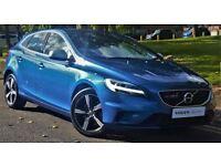 VOLVO V40 D4 [190] R DESIGN 5dr (blue) 2016
