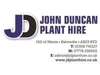 Groundworker Required