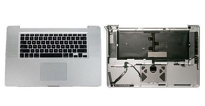 "APPLE Top Case w Keyboard 661-5854 for MacBook Pro 15"" Early Late 2011 A1286"