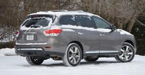 2013-2018 Nissan Pathfinder Winter Tire Packages - P 235/60/17 & P 235/65/18 Snow Tires on Rims Installed & Balanced