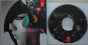 Adobe Creative Suite 6 Design Standard (CS6)
