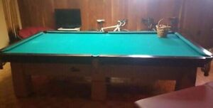 11x6 pool/snooker table