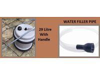 Aquaroll 29 Litre Fresh Water Container With Handle Caravan And Motorhome Aqua roll.